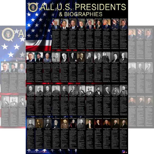 All Presidents of the United States of America with ...